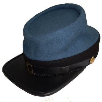 Confederate 1862 Regulation Infantry Kepi