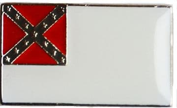 Confederate 2nd National Flag Badge