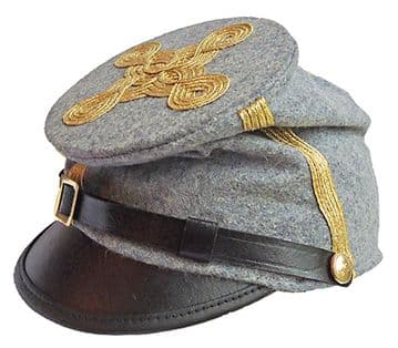 Confederate General's Forage Cap