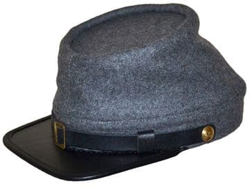 Confederate Richmond Grey Kepi