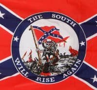 CONFEDERATE THEMED FLAGS