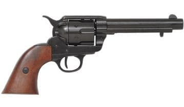 IN STOCK Replica Colt Peacemaker Revolver Black Finish