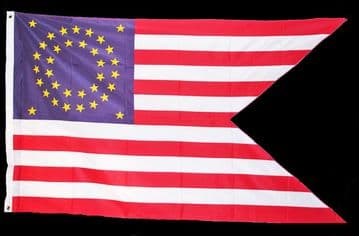 Union Cavalry Flag Guidon