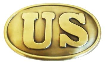 US Union Enlisted Man's Belt Buckle