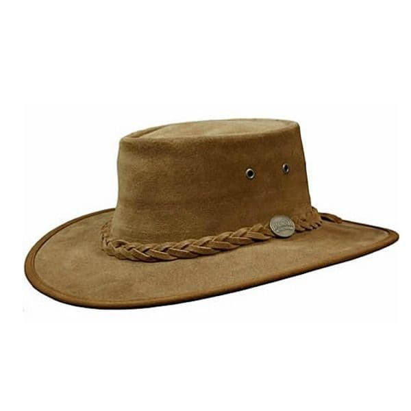 Barmah Squashy |Leather Hat | Leather Hats | Aussie Hat