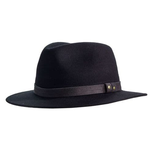 Laird Hunter Crushable Fedora Hat