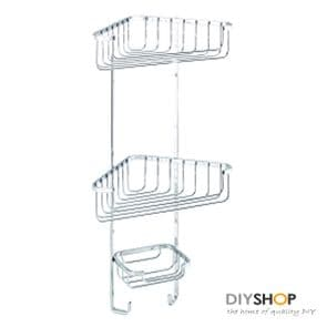 Bathroom Corner Storage|Storage Basket|Corner Storage Basket|