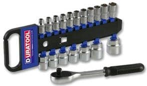 Socket Set|19 Piece Socket Set