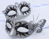 Black Swan Lake Butterfly Masks