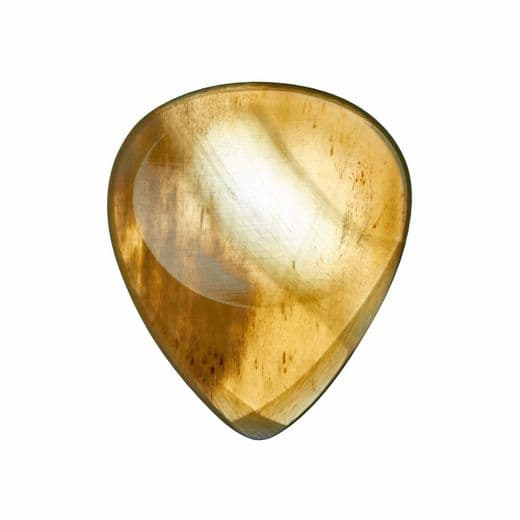 Groove Tones Clear Horn 1 Guitar Pick