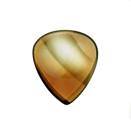 Groove Tones Micro Clear Horn 1 Guitar Pick