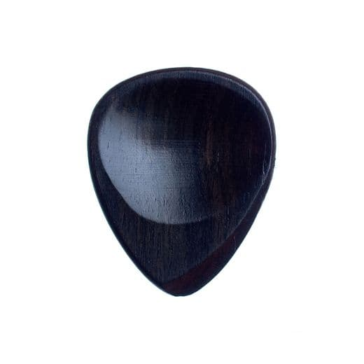 Groove Tones Mini African Ebony 1 Guitar Pick