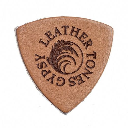 Leather Tones Gypsy Whiskey Leather 1 Pick