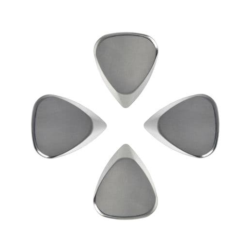 Metal Tones Mini Titanium 4 Guitar Picks