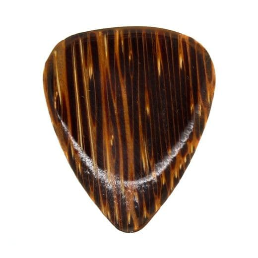 Timber Tones Coconut Palm 1 Guitar Pick