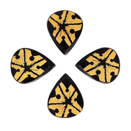 Tribal Tones Starfish 4 Guitar Picks