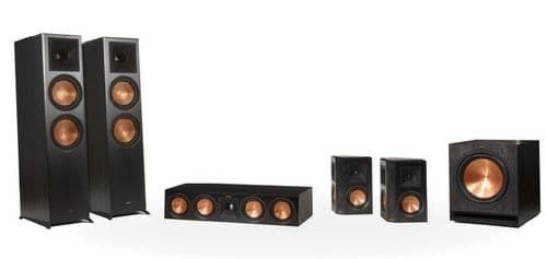 Klipsch RP-8000F 5.1 Home Theater Pack
