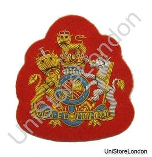 Badge Badge coat of arms Red R335