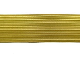 Braid Gold Wire Lace 50 mm Sold By Meter R0022