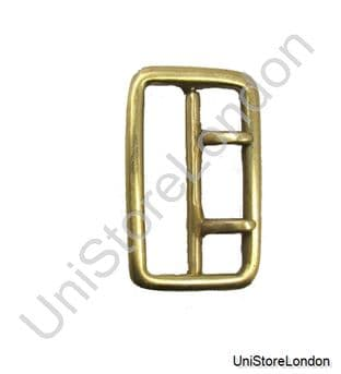 Buckle Sam Browne 2Prong Buckle Brass-Gold for 57mm Wide Belt R1081