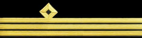 Cuff Braid Sleeve Ranks Chief Officer Chief Mate