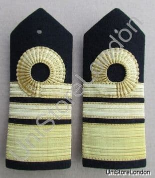 Epaulette Curved hard Navel  For Vice Admiral  R755