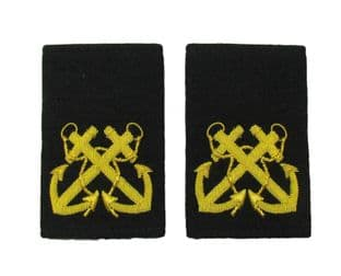 Epaulette Slip on Gold Bullion Wire 2nd Bosum R1950