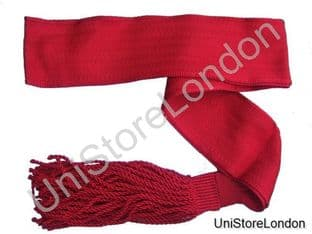 Sash Shoulder Sash Red Silky (poly) with tassels Size 56 R199