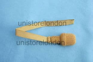 Sword Knot Gold Sword Knot, Gold Strap R300