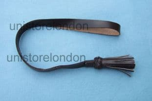 Sword Knots brown leather Cossak Shassika Saber R329