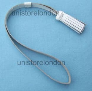 Sword Knots,White leather,Cossak Shassika Saber R370