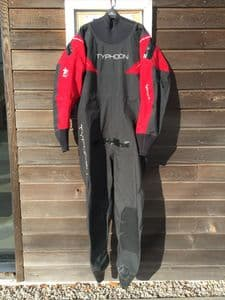 Typhoon - Hypercurve  Drysuit and Under Layer