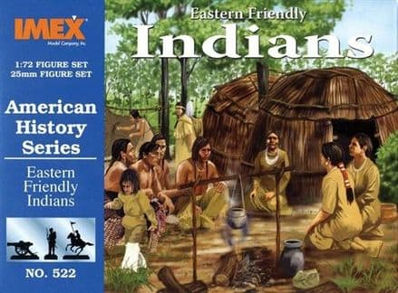 522 IMEX Eastern Friendly Indians 1:72