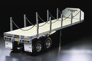 56306 FLATBED SEMI TRAILER