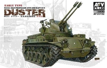 AF35192 ARV Club M42A1 Duster Early 1/35