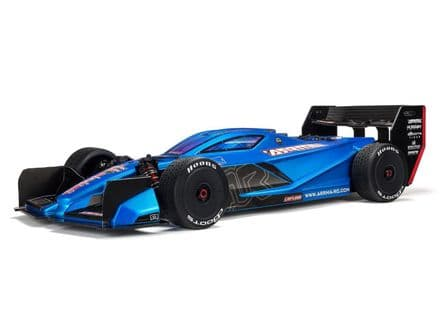 Arrma ARA109011 Limitless Speed Bash  All-Road Speed Machine - Matte Blue1/7th