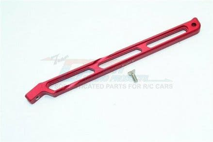ARRMA KRATON 6S BLX Monster Truck Aluminum Rear Chassis Link RED - 2pc set - GPM MAK016R