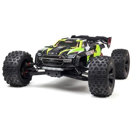 Arrma KRATON 8S 4x4 BLX 1/5 Speed Monster Truck - Green (ARA110002T1)