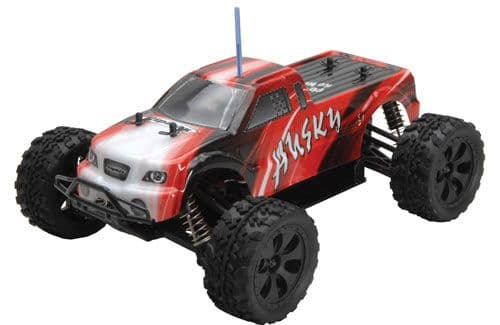 C-RMX0020 Ripmax Husky 1/18th Scale 4WD Electric Truck EP
