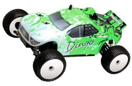 C-RMX0030 - Ripmax Dingo 1/18th Scale Electric RTR Truggy
