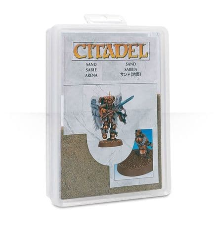 Citadel Games Workshop Warhammer Sand 66-73