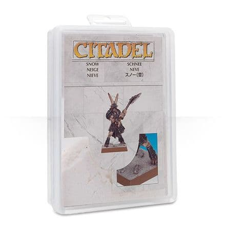 Citadel Games Workshop Warhammer Snow 66-74