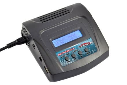 ETRONIX POWERPAL 3.0 AC/DC PERFORMANCE CHARGER/DISCHARGER (UK PLUG) ET0202