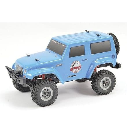 FTX FTX5509BL OUTBACK MINI 2.0 ALTO 1:24 READY-TO-RUN BLUE