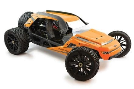 FTX FTX5559 FUTURA 1/6 BRUSHLESS 2WD CONCEPT BUGGY READY SET