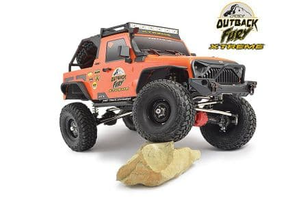 FTX FTX5583 Outback Fury Xtreme 1:10 4x4 Pro Spec Trail Roller