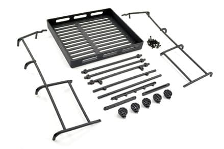Ftx Kanyon Complete Roll Cage W/lights & Tray ftx8482