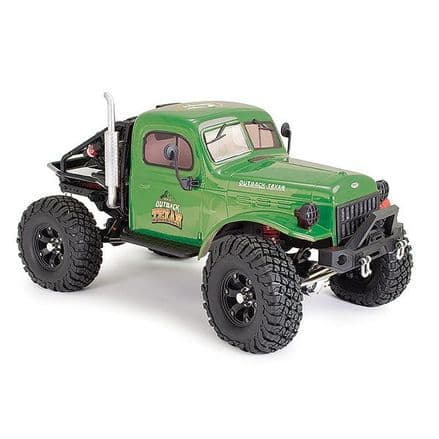 FTX OUTBACK TEXAN 4X4 RTR 1:10 TRAIL CRAWLER - GREEN