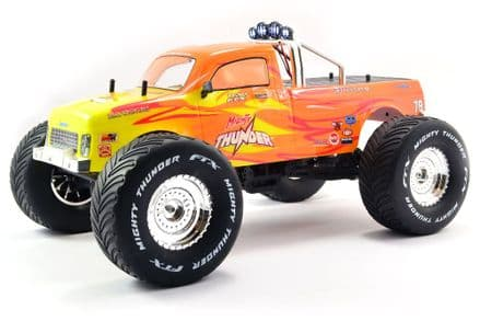 FTX5573R MIGHTY THUNDER 4WD RTR ALL-TERRAIN-MONSTER-TRUCK