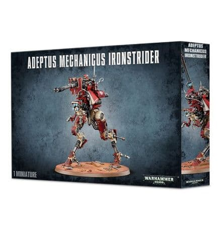 Games Workshop Warhammer 40000 40K Adeptus Mechanicus Ironstrider 59-12